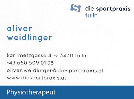 Weidlinger-Oliver